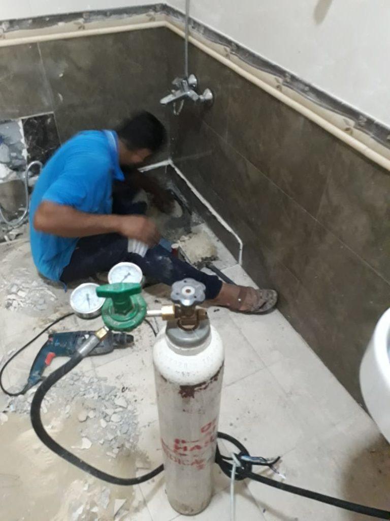 شركة كشف تسربات المياه بالقطيف 0554968548 خصم 25% لفترة محدودة