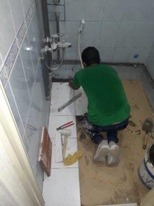 شركة كشف تسريبات المياه بالدمام